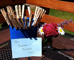 #DIY Summer Bucket List