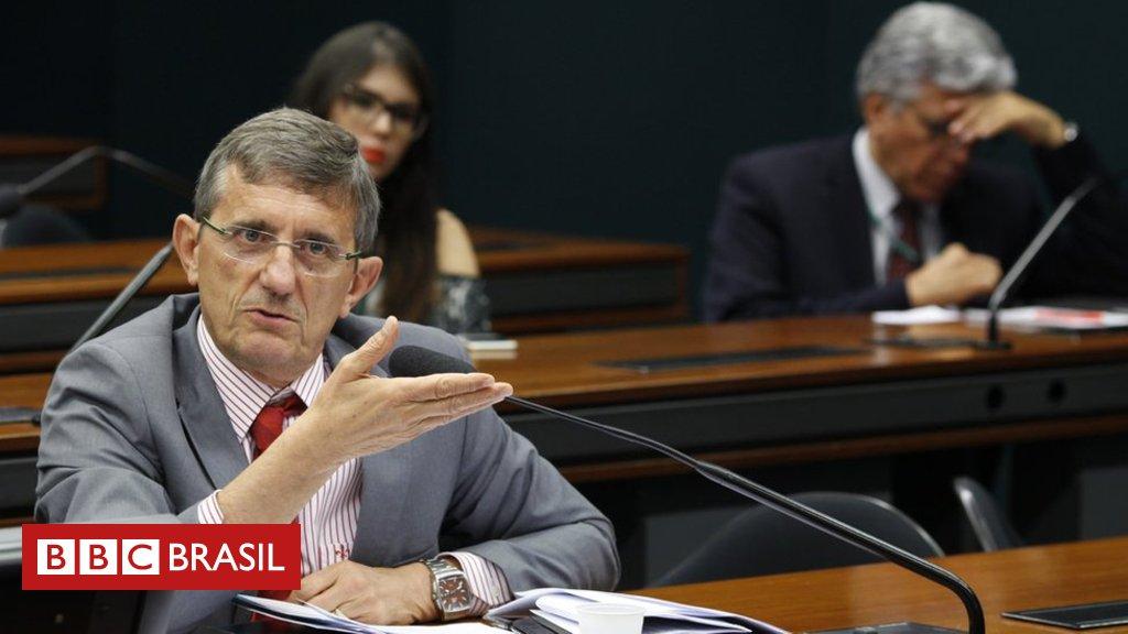 Para vice-líder do governo, Janot acusa Temer para frear reformas https://t.co/0S6YcrBWpe