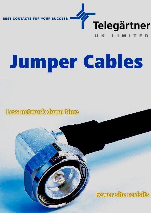Jumper Cables - @UkTelegartner   built for several #industries - less network downtime.  See more #today -  http:// ow.ly/MZNL30bLfW7  &nbsp;  <br>http://pic.twitter.com/KmjesQsmq8