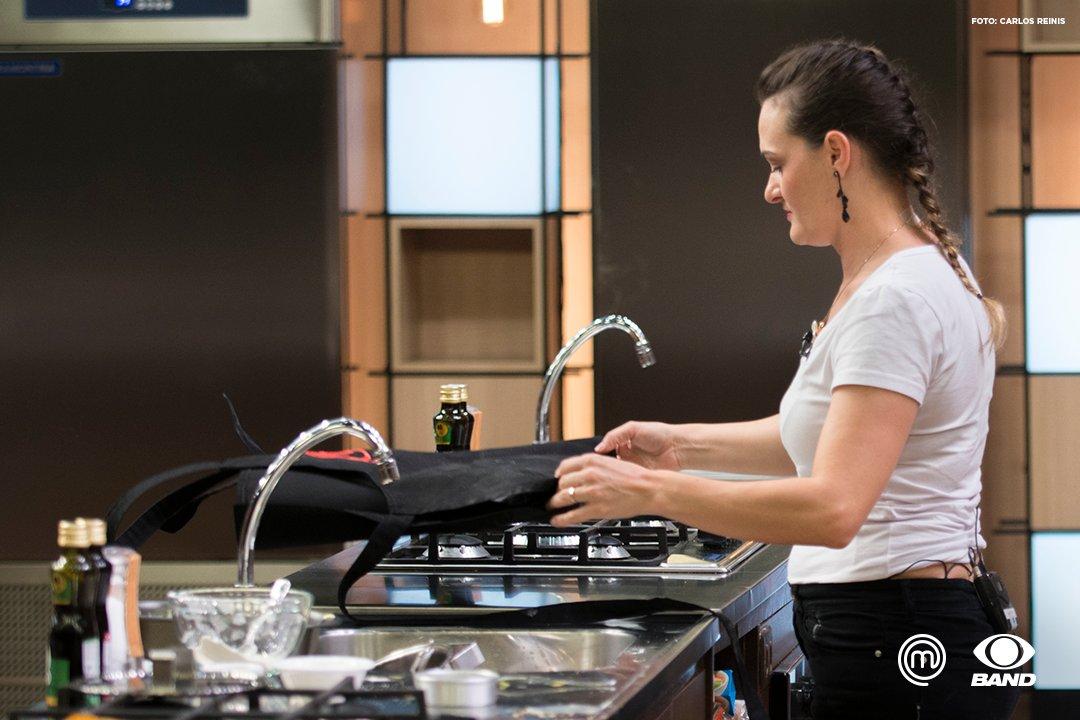 A @MChefAderlize mostrou para o Brasil o enorme talento que tem! E Vai continuar arrasando em qualquer cozinha que passar! #MasterChefBR