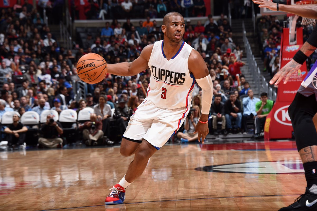 Houston 'has emerged' as serious threat to sign Chris Paul (per @ESPNS...