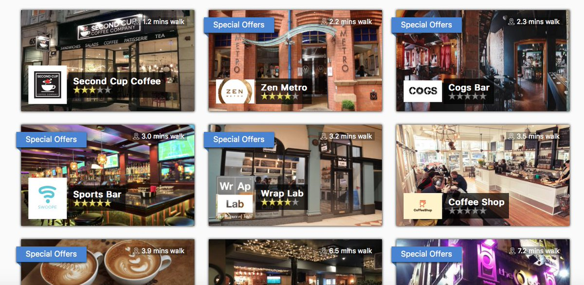 Time to check out some great @SWOOPE_APP venues and top special offers! Download the #app and start saving #time AND #money! #deals<br>http://pic.twitter.com/fyINv69DVy