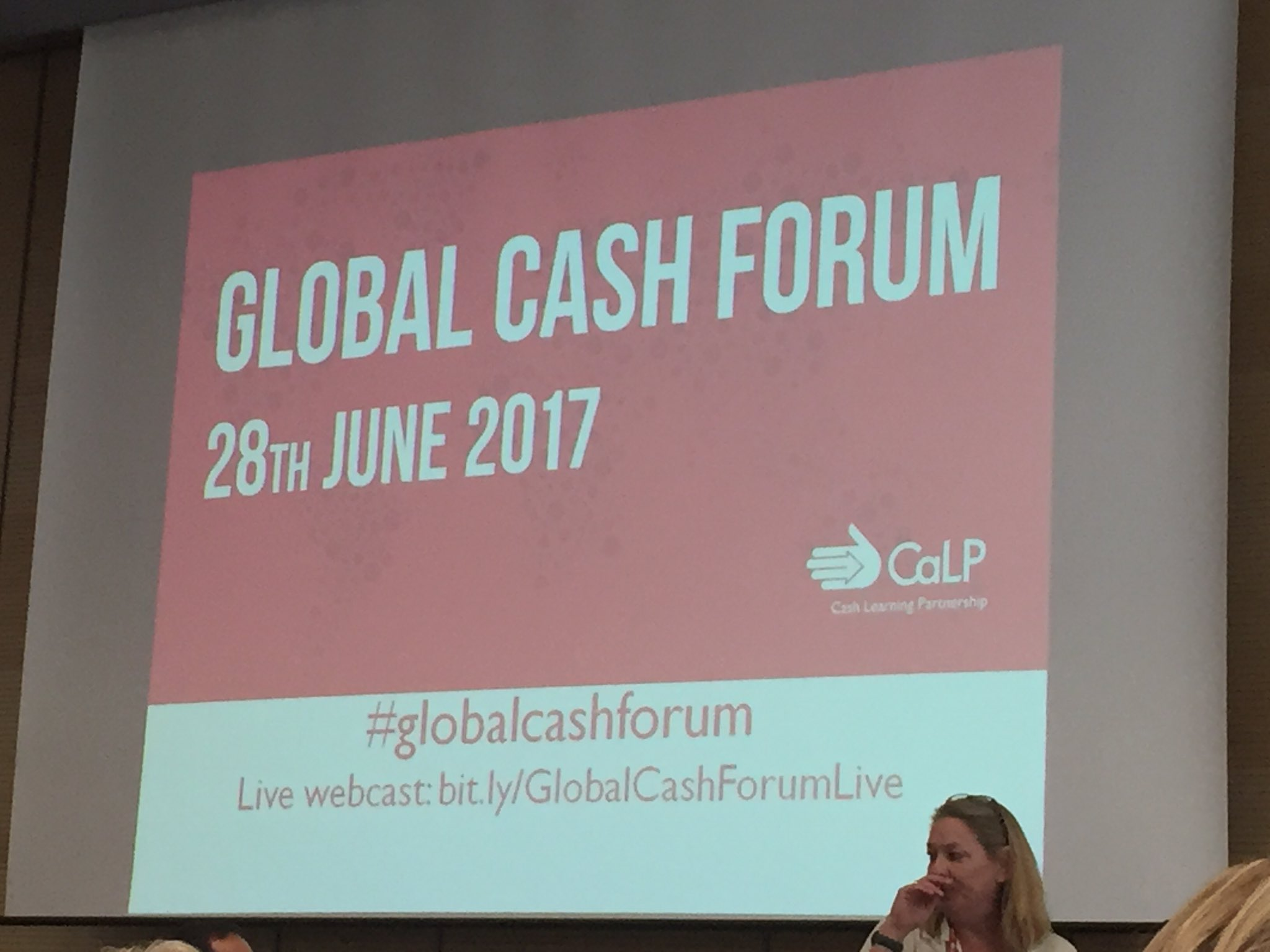 So pleased to be representing @careintuk at the #globalcashforum today.  Learning from peers to make hum. aid more effective and efficient https://t.co/h2kuXa6p2W