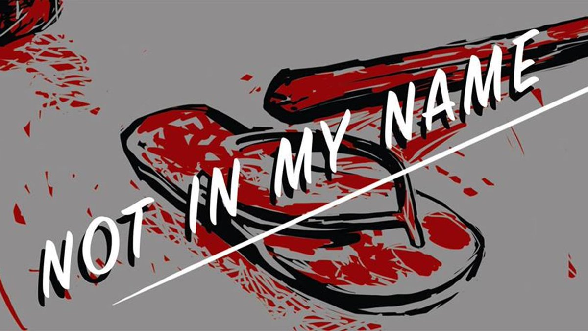 #NotInMyName: We can't stand in silence and let them lynch and rape| @rakeshkotti | https://t.co/DfgbeD3LS1 #Junaid