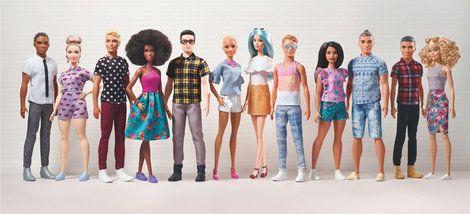 バービーの彼氏「ケン」の最新スタイルに驚き 好みのタイプは人それぞれ! 多様化する時代のニーズを汲んでマテル社が生み出した新たな「ケン」とは…? https://t.co/PA5q7kfUIx #アメリカ #バービー #人形