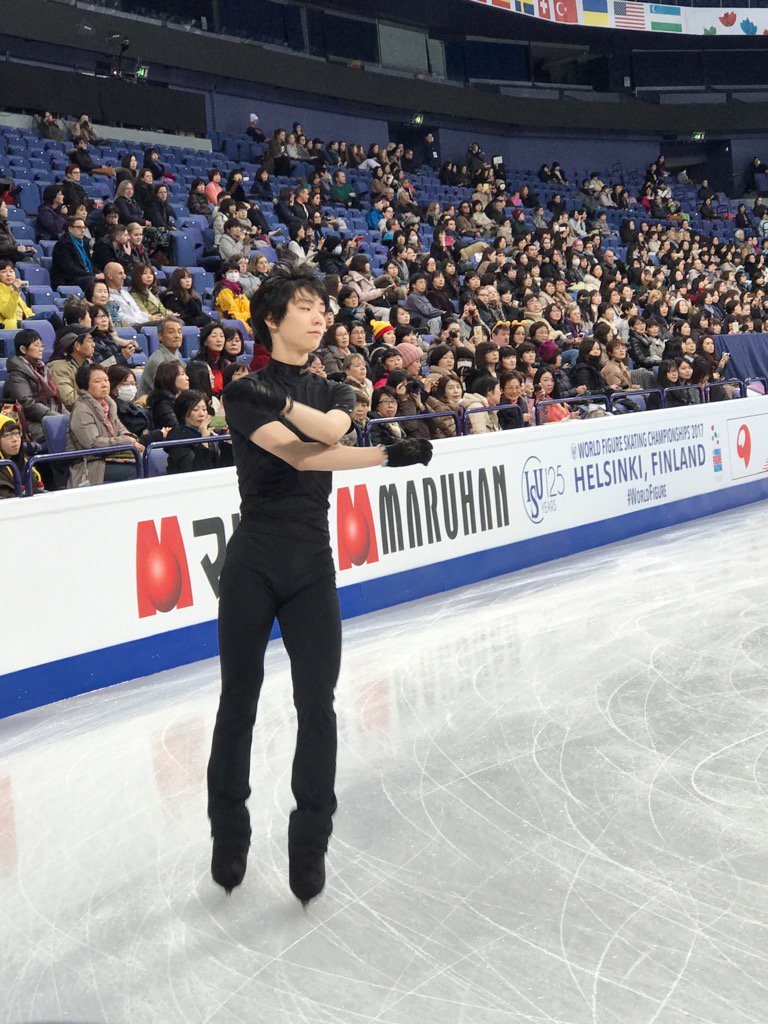 Will @RuSkating have #openpractices for #Rostelecom Cup? 🏆 #YuzuruHany...