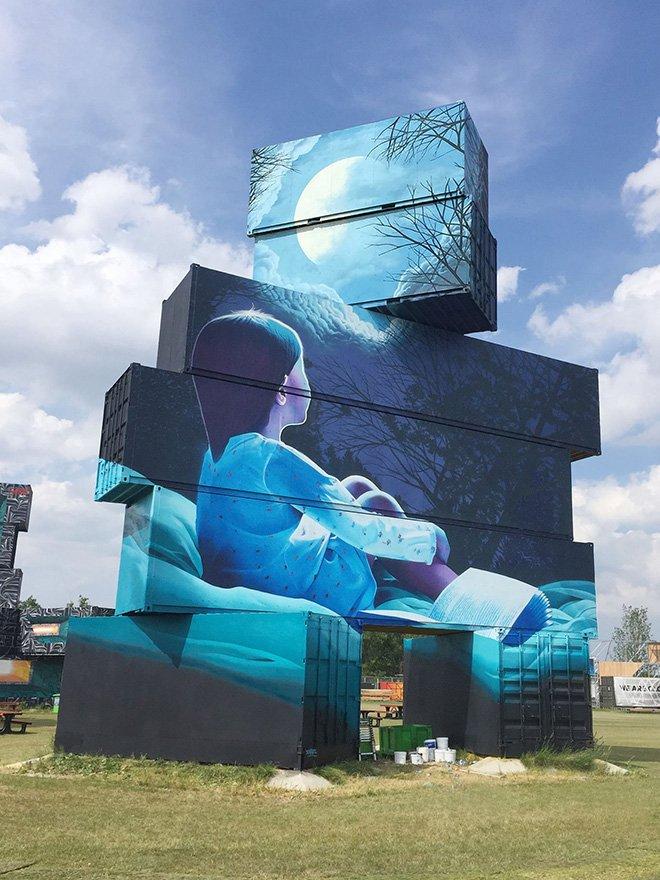 Resultado de imagen para north west walls2017
