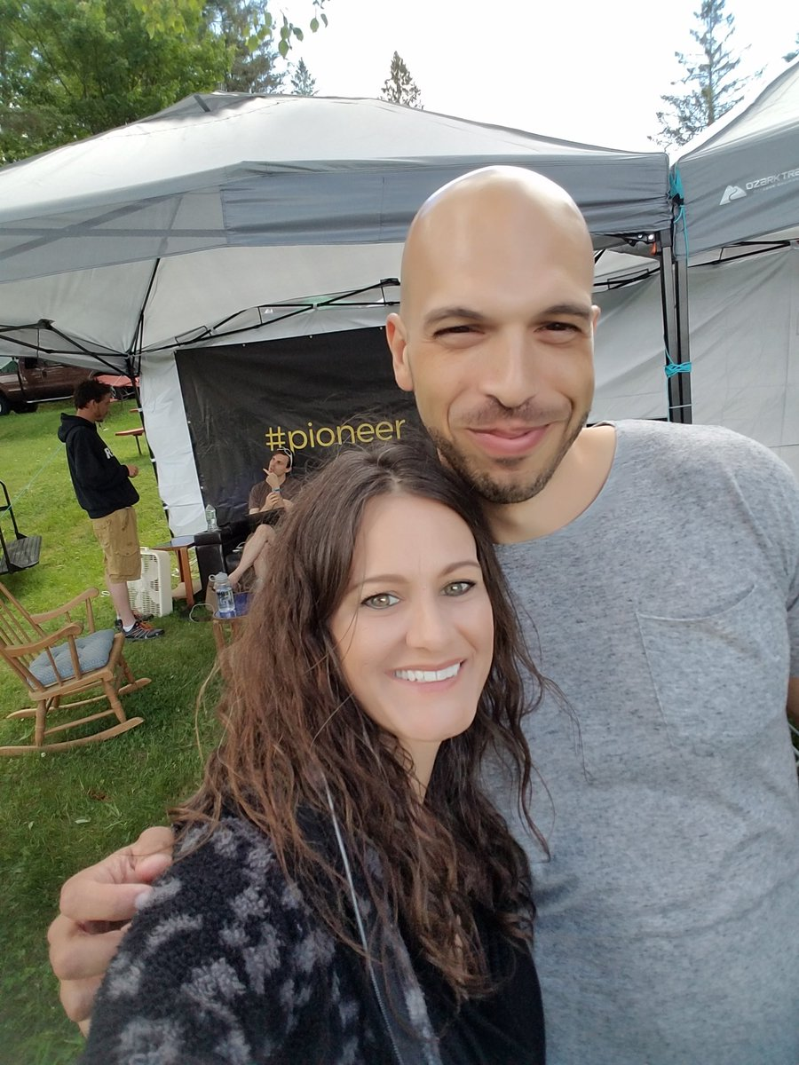 Having a blast with @vinarmani #PorcFest #pioneer @SwarmCityDApp<br>http://pic.twitter.com/5eobnQC20n