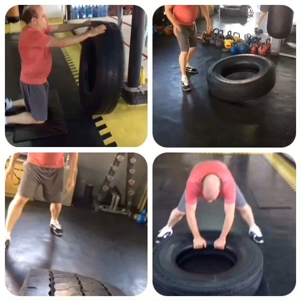 When you tell to Aaron to don&#39;t be kind with miss #tyre. He don&#39;t do it the half way. Special #push and #pull dance #workout #fitness #trai…<br>http://pic.twitter.com/nMMNMJIaBw