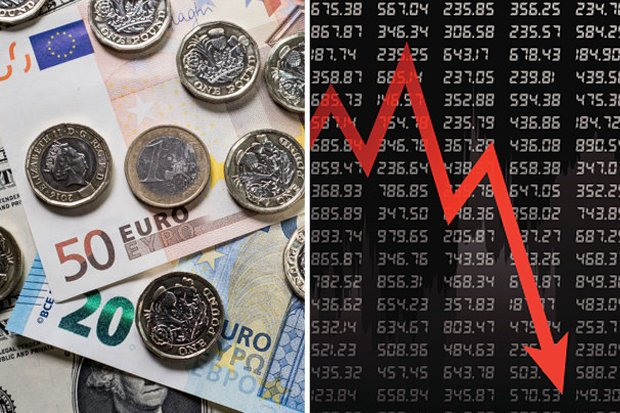 Pound to euro exchange rate: Sterling PLUMMETS after BoE financial stability report https://t.co/x84EWfV5ej