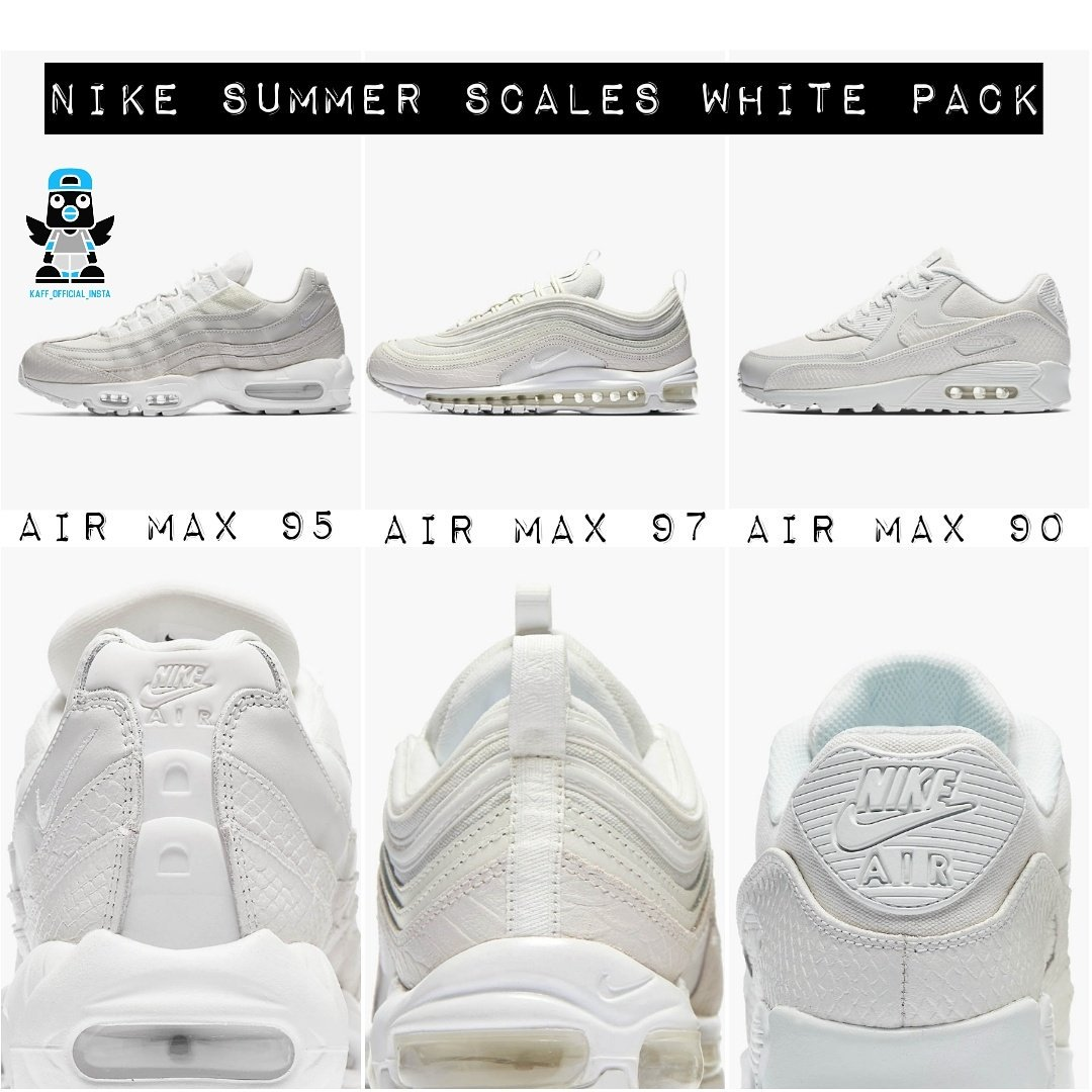 Yo ! All three of these are cold  #sneakerhead #Nike #summerscale #airmax #fashion #menswear #wommens #womens #womenswear #womensfashion<br>http://pic.twitter.com/HhA5GGhLE1