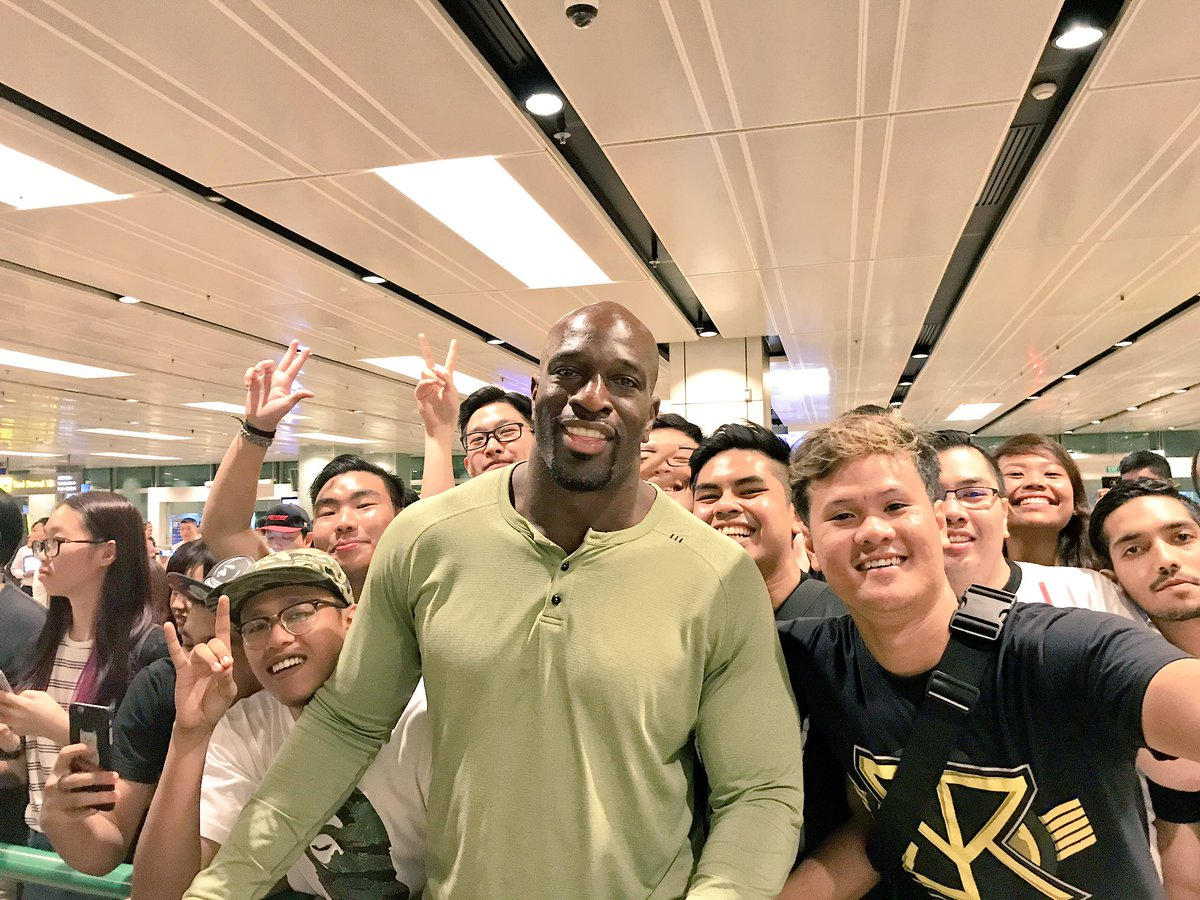 TitusONeilWWE photo