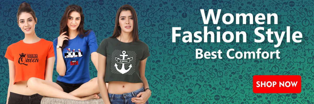 Hurry up!! Todays #womens #printed t-shirts #offers:-  http://www. crazybeta.com  &nbsp;  <br>http://pic.twitter.com/5F85HqpVcA