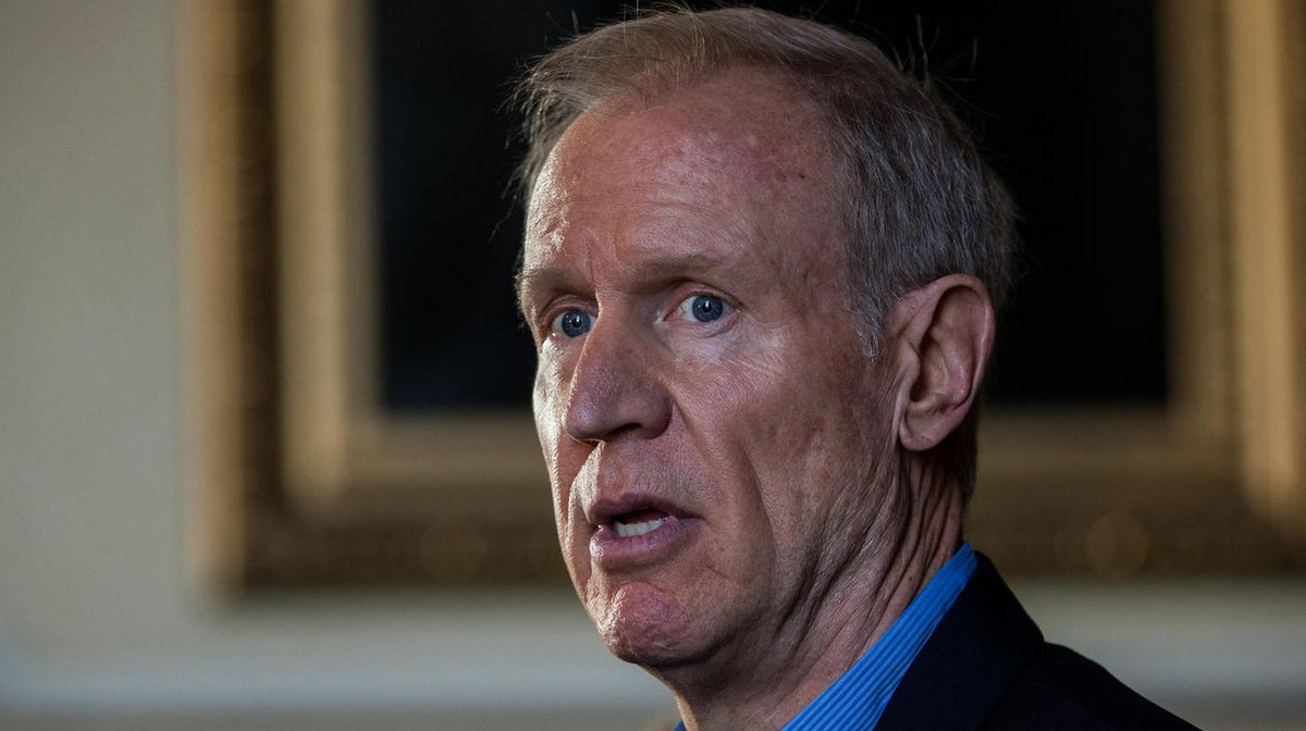 Rauner's Democratic opponents ramp up pressure on the governor over Trumpcare, of which Rauner has spoken little https://t.co/VweSfIWa8I