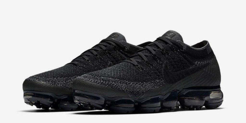 the nike air vapormax black anthracite arrives tomorrow at niketown london  and at 8am on a5d65f2b1