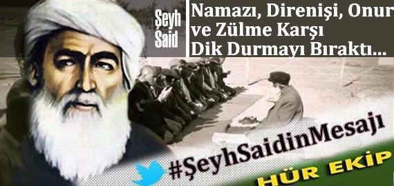 'İslamî bir bilinçle donanmış halk kitlelerini hiçbir güç yenemez.'  |...