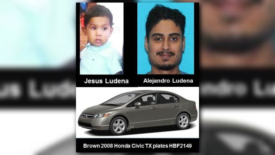 Father in custody, 22-month-old found safe after Amber Alert issued https://t.co/nmfIJeHNxe