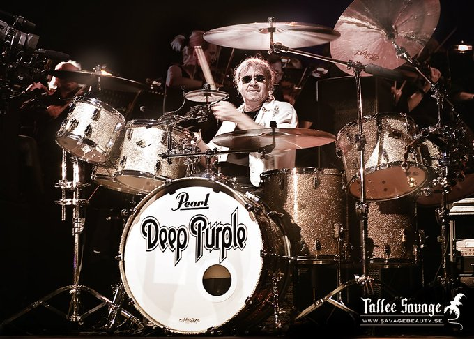 HAPPY BIRTHDAY IAN PAICE !!  Can we show some love and rock to