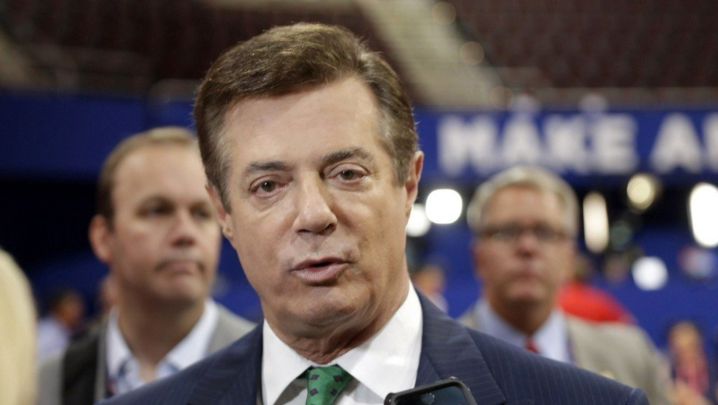 Former Trump campaign chairman registers as a foreign agent https://t.co/Asax8abYGP