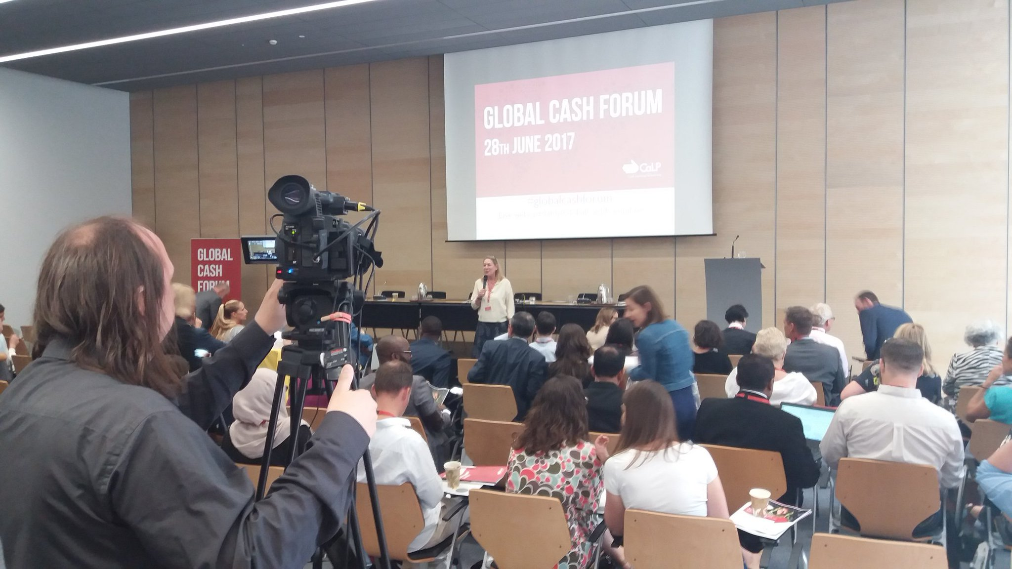 Behind the scenes at #globalcashforum with @cashlearning @AlexJacobs16 @NCissokho_CaLP and crew :) https://t.co/HVRzExwq7h