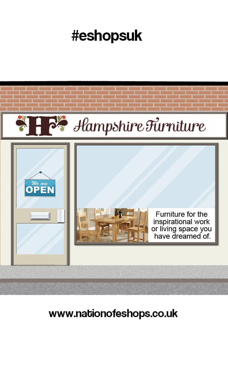 #Shop Online 2017 #Furniture #Work #Home #LivingSpace @HantsFurniture on @Nationofeshops New HighStreet #eshopsuk  http:// nationofeshops.co.uk/onlinehighst/h ome-and-garden.html &nbsp; … <br>http://pic.twitter.com/6uDuq3KDtm