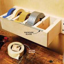 Need a neat way to store pesky tapes in your #garage? Look at this for #inspiration! #design #interior #homedecor #homesweethome <br>http://pic.twitter.com/5GMspVFyFJ