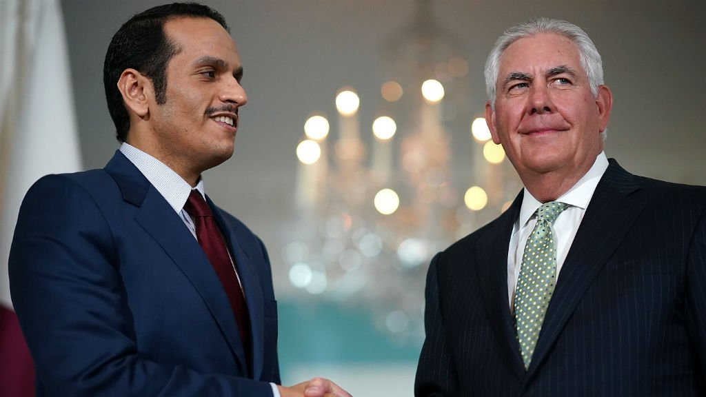 US attempts Gulf diplomacy, but Saudis say terms are 'non-negotiable' https://t.co/p669NLQv2x