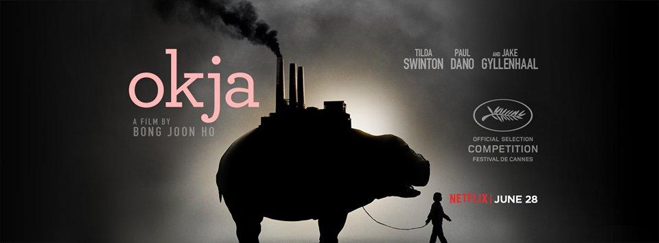 Happy #Okja day everyone. <br>http://pic.twitter.com/blEUuGJZTd