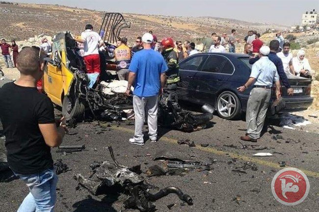 7 Palestinians declared dead in car crash after boy, 15, succumbs to wounds https://t.co/xrnxaHOltF