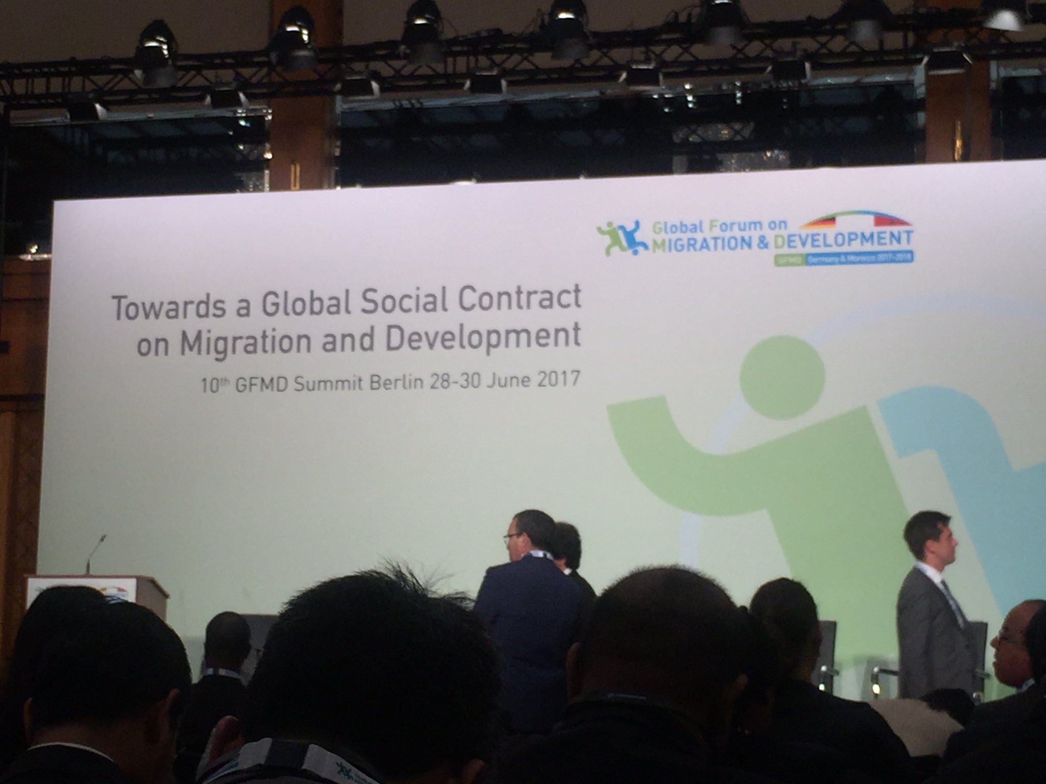 #gfmd10 #gfmd2017 in #berlin about to start! https://t.co/p76MwPw50c