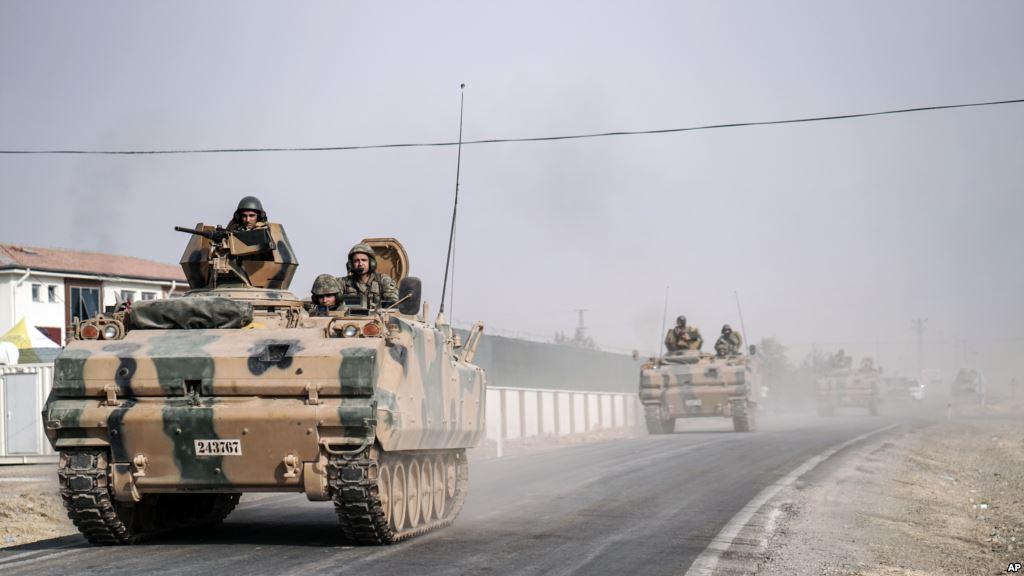 Turkey: Military Returned Fire Against Syrian Kurds https://t.co/g3gQZN8xIM