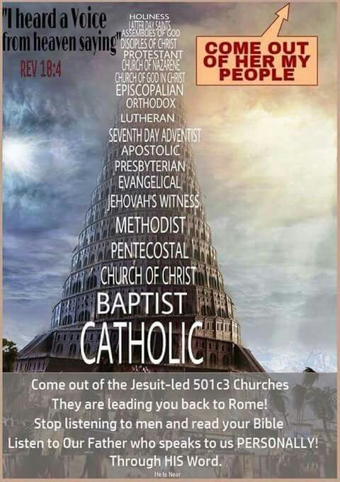#Church has #failed Big #Time! Come out of her My people..... <br>http://pic.twitter.com/IjCJ9O5vKU