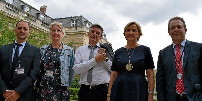 #legislatives2017 #Gard : jour de rentrée pour les nouveaux députés ga...