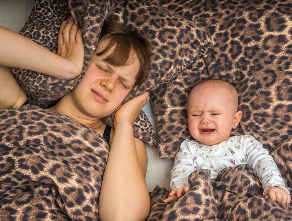 How Parents Can Stay Sane When Baby Can't Sleep https://t.co/2hLQXtaTcH #mhsm #mentalhealth