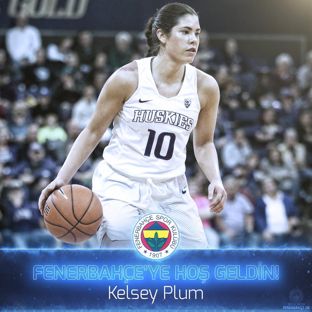 Kelsey Plum Fenerbahçe'de! (@Kelseyplum1...