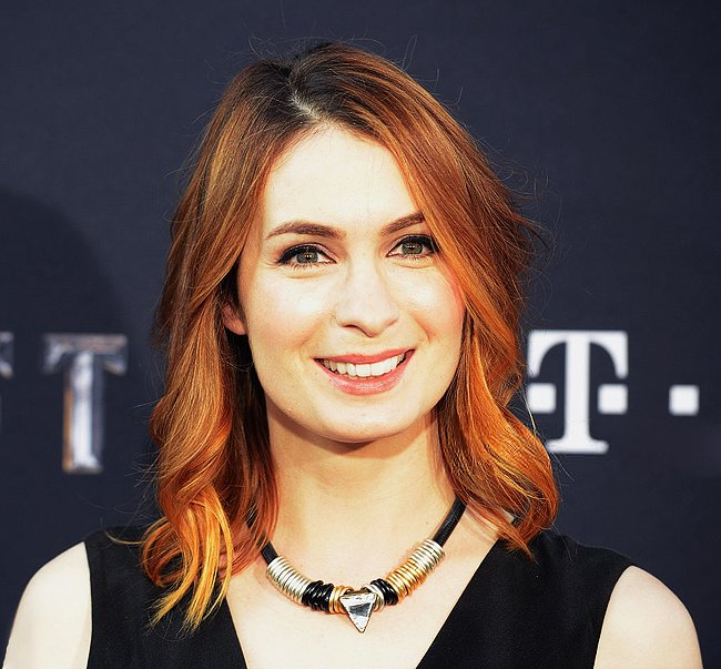 Happy birthday to the awesome, talented and inspiring Felicia Day