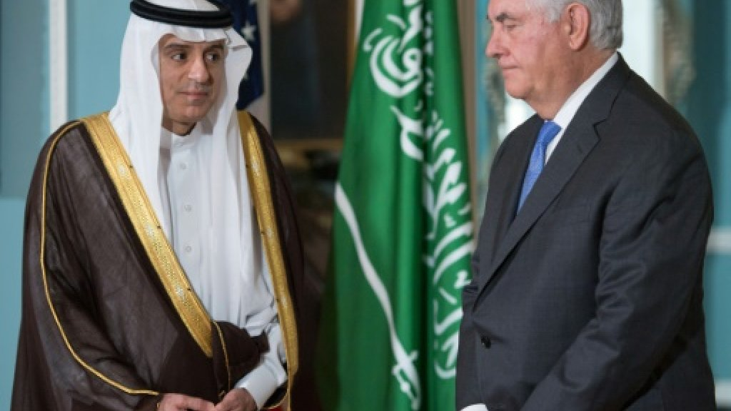 Saudis say demands 'non-negotiable' as Qatar, US officials meet https://t.co/jNBu63F0uW