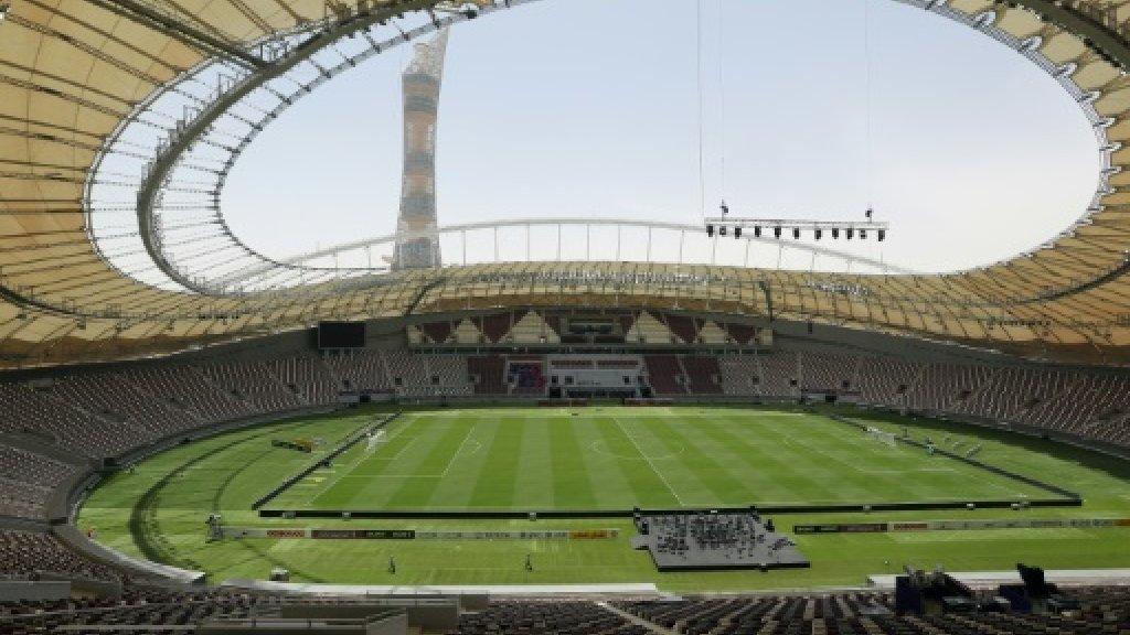 Qatar says Garcia report 'vindicates' 2022 World Cup bid https://t.co/m7KTBxow7p
