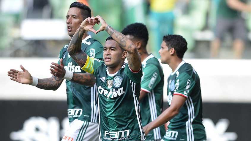 Palmeiras está a um gol do 150 no Allianz Parque https://t.co/ViTzBEG6mX