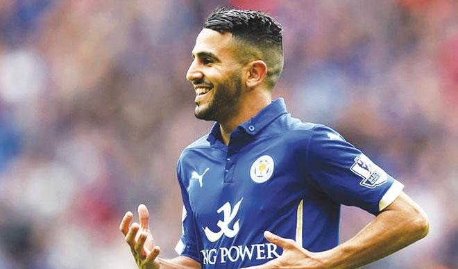 Mahrez agrees to £35m switch to Arsenal https://t.co/TZOmpaJPoz https:...