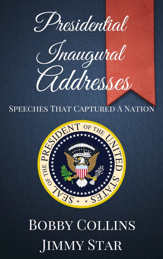 Get @DrJimmyStar&#39;s Great New Book  Presidential Inaugural Addresses: Speeches That Captured A Nation (Ill...  https://www. amazon.com/dp/B071WTP4KS/ ref=cm_sw_r_tw_api_lYhpzb1AWKCQR &nbsp; …  #Amazon <br>http://pic.twitter.com/kOad1Hg9y4