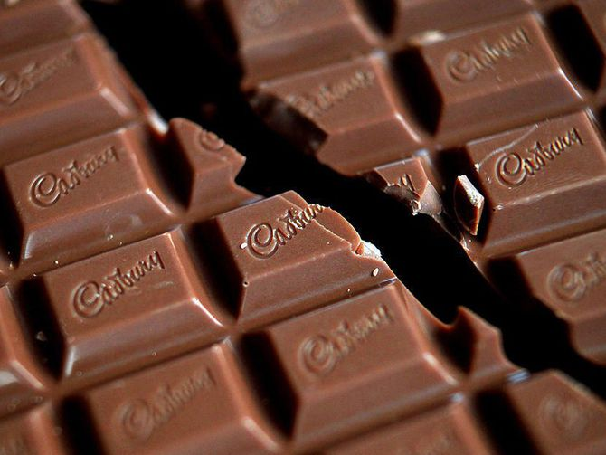 "The new ransomware attack ""Petya"" has reached Australia, sending things really wonky at the Cadbury Chocolate factory in Tasmania, Australia."