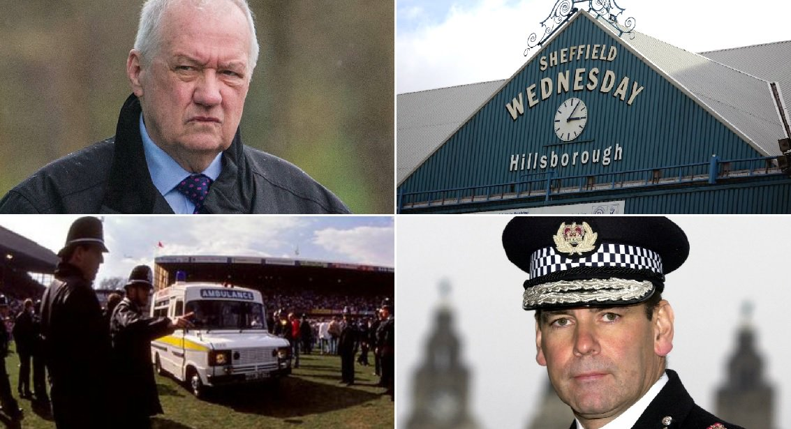 BREAKING: Hillsborough charges have been announced. Full details as they emerge here https://t.co/3O1bryNU6z