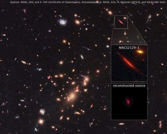 初期宇宙に存在した、星生成を止めた大質量の円盤銀河 - アストロアーツ  https://t.co/FTakfZjy3w @AstroArtsさんから