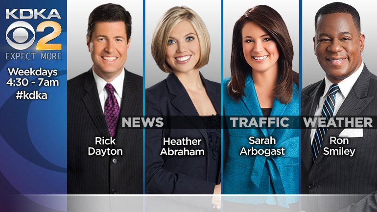 WATCH LIVE: KDKA-TV Morning News on your computer, tablet or smartphone! https://t.co/fxD6TAarKK