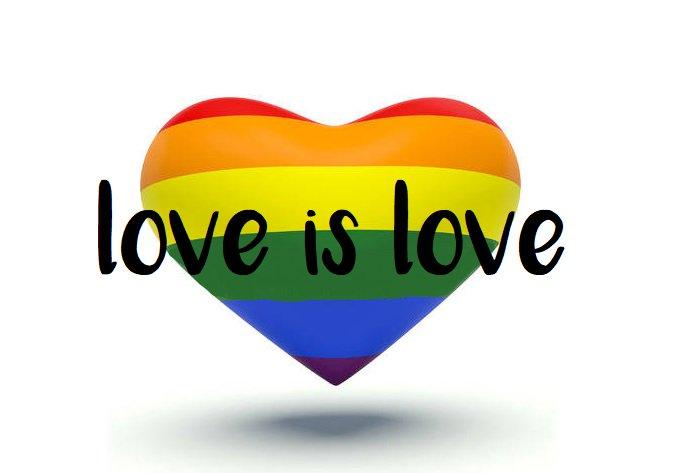 Love is love #Orgullo2017  #Respeto #Libertad #Amor <br>http://pic.twitter.com/VPebJrtN2m