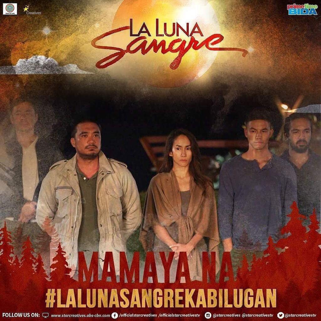 Hinihintay na ng konseho ang kapangyarihan ni Malia. Mamaya sa #LaLuna...