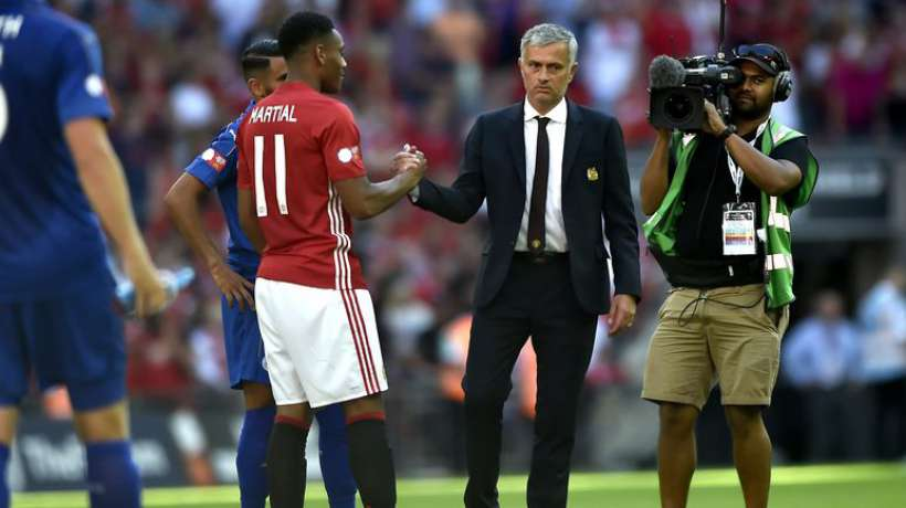 Anthony Martial met les choses au point pour son avenir https://t.co/I...