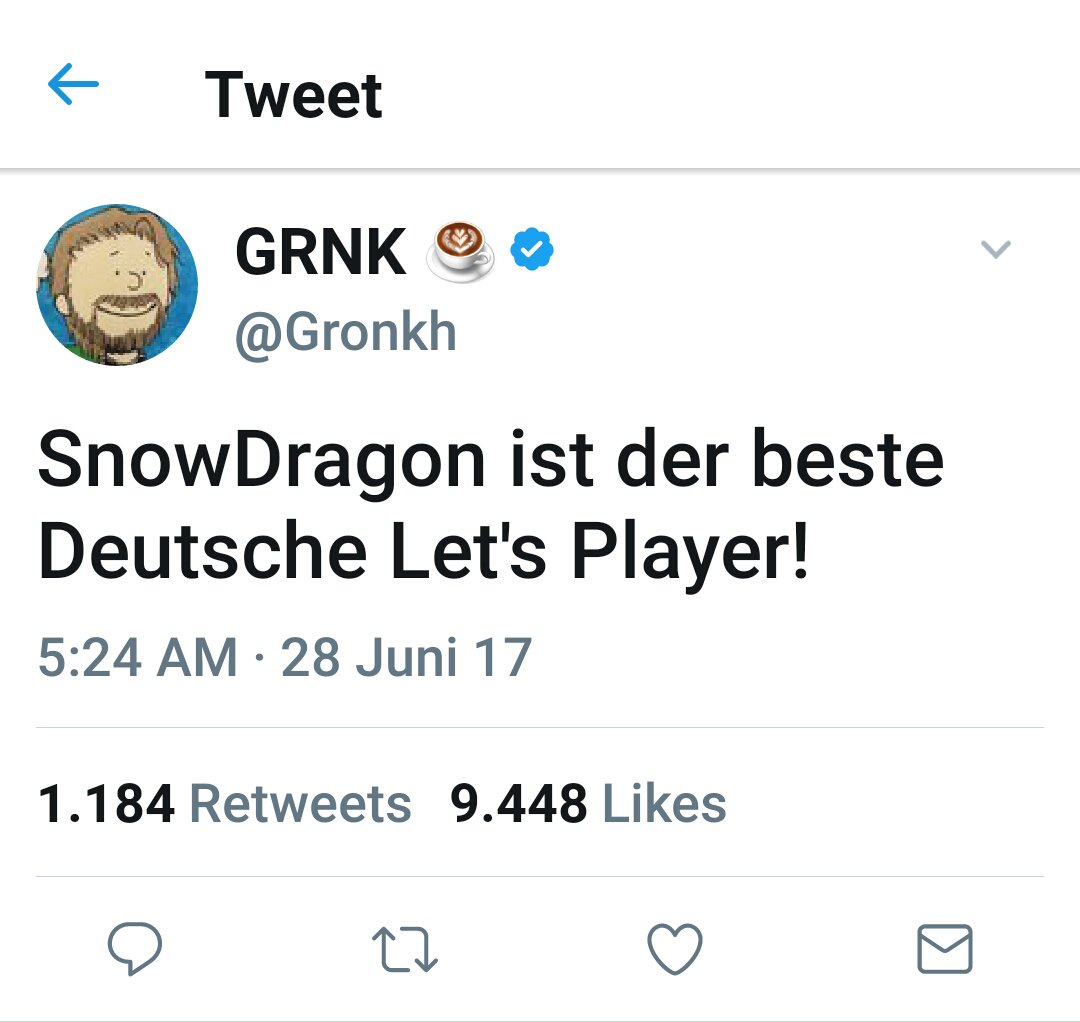 #GronkhTV Latest News Trends Updates Images - EpicSnowDragon