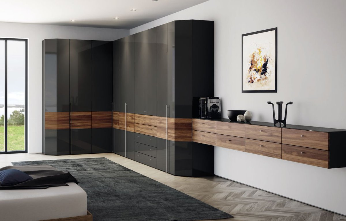 #Stunning #wardrobe from hulsta! #storage #clothes #organize #bedroom #mydecorvibe @adamjayc @IDCDesigners @BethLindsey60 @NYSpacesmag<br>http://pic.twitter.com/JAWhA8n49P